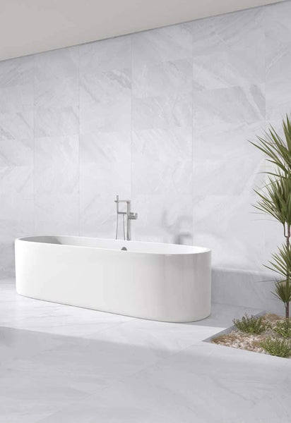 Gris Porcelain - Atlantic Tile and Stone