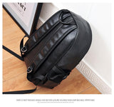 AHRI Urban-Inspired Leather Backpack - BagPrime - Look Your Best with Amazing Bags