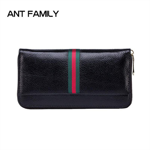 ANT FAMILY Athletic Striped Wallet - BagPrime - Look Your Best with Amazing Bags