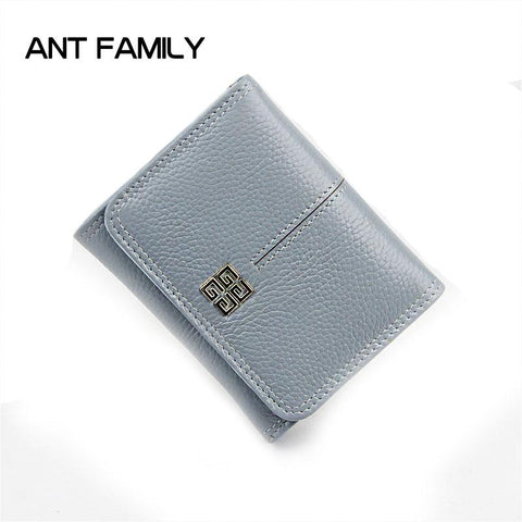 ANT FAMILY Preppy Square Wallet - BagPrime - Look Your Best with Amazing Bags
