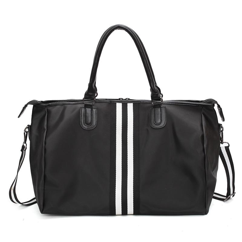 Athletic Striped Fitness Bag - BagPrime - Look Your Best with Amazing Bags 43975fa057