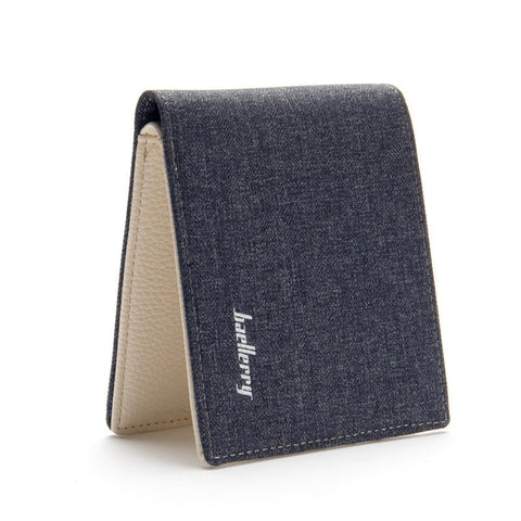 BAELLERRY Casual Canvas Wallet - BagPrime - Look Your Best with Amazing Bags