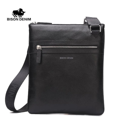 BISON DENIM Classic Sling Bag - BagPrime - Look Your Best with Amazing Bags