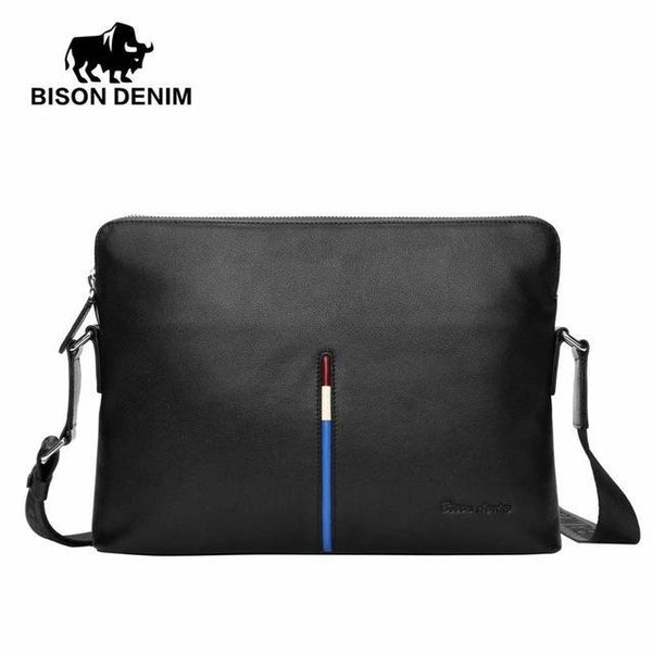 BISON DENIM Modern Cool Sling Bag - BagPrime - Look Your Best with Amazing Bags