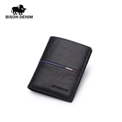 BISON DENIM Modern Cool Wallet - BagPrime - Look Your Best with Amazing Bags