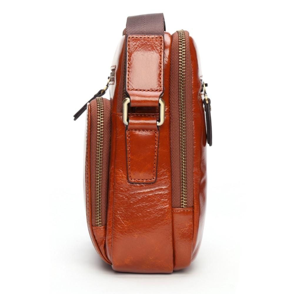 BISON DENIM Rustic Messenger Bag - BagPrime - Look Your Best with Amazing Bags