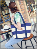 BOKINSLON Nautical Tote Bag - BagPrime - Look Your Best with Amazing Bags