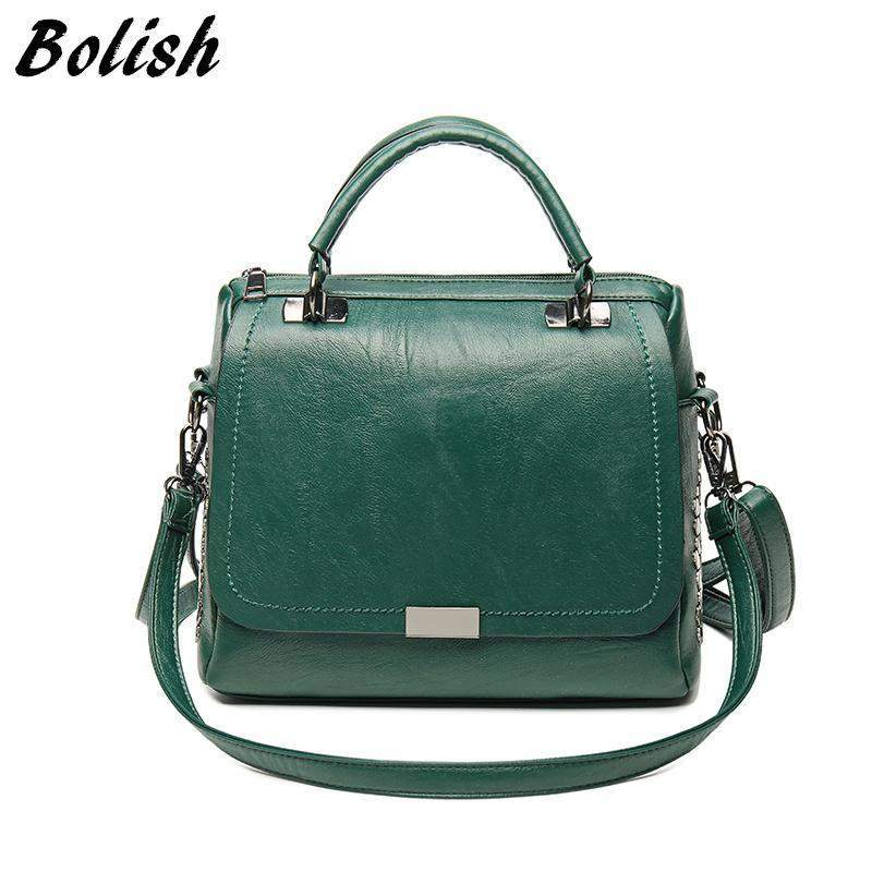 BOLISH Structured Crossbody Bag - BagPrime - Look Your Best with Amazing Bags