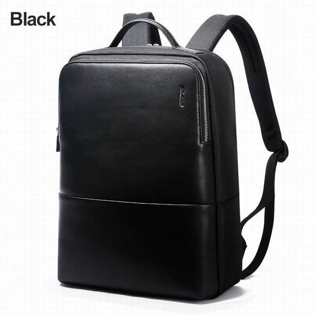 BOPAI Modern Leather Backpack - BagPrime - Look Your Best with Amazing Bags