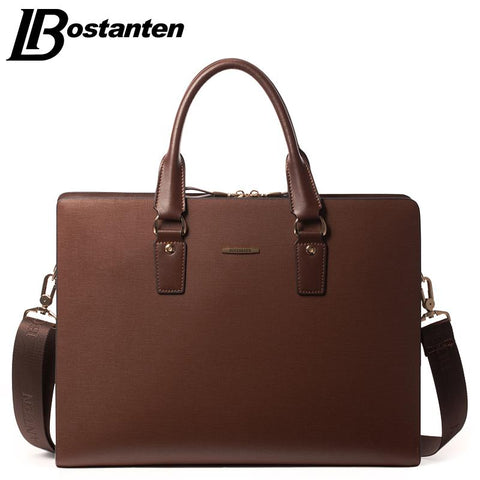 BOSTANTEN Structured Business Bag - BagPrime - Look Your Best with Amazing Bags