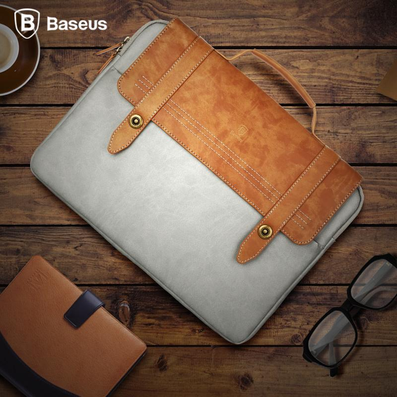 Briefcase Style Laptop Bag - BagPrime - Look Your Best with Amazing Bags