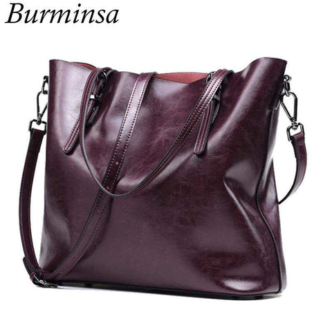 BURMINSA Vintage Tote Bag - BagPrime - Look Your Best with Amazing Bags