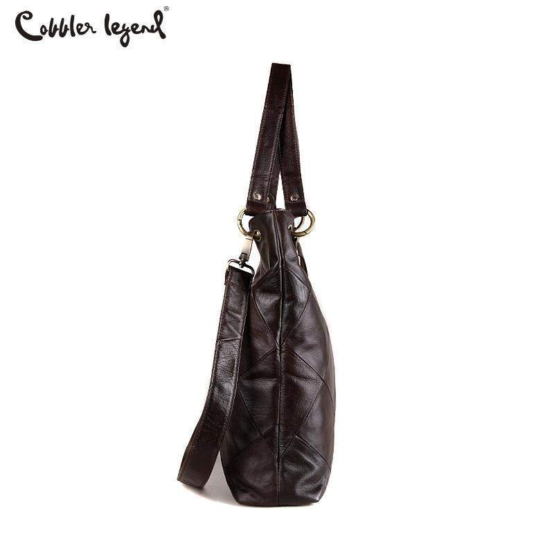 COBBLER LEGEND Checkered Shoulder Bag - BagPrime - Look Your Best with Amazing Bags
