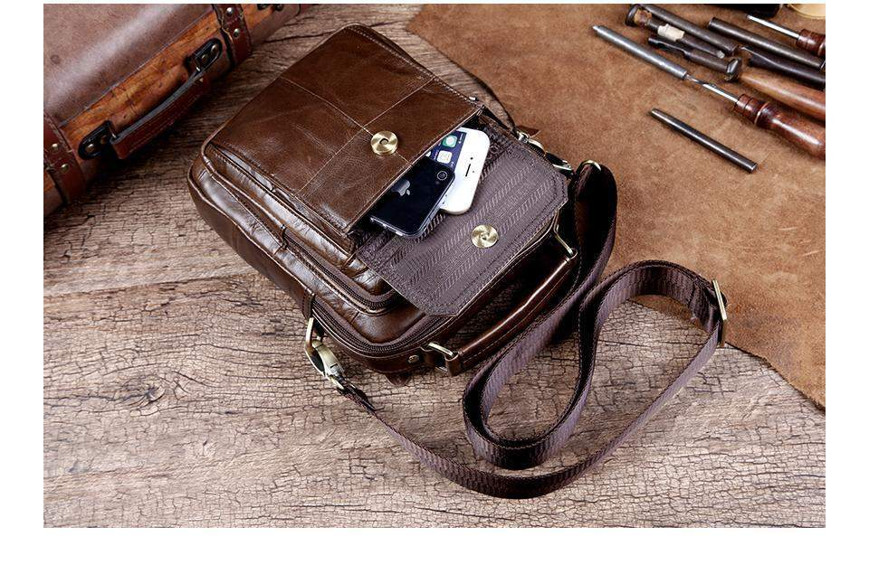 COBBLER LEGEND Classic Sling Bag - BagPrime - Look Your Best with Amazing Bags
