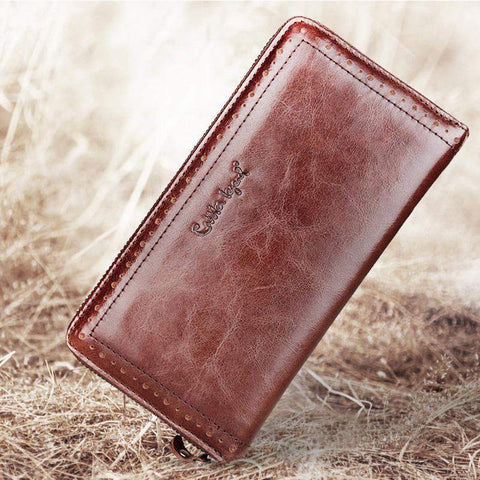 COBBLER LEGEND Classic Wristlet Wallet - BagPrime - Look Your Best with Amazing Bags