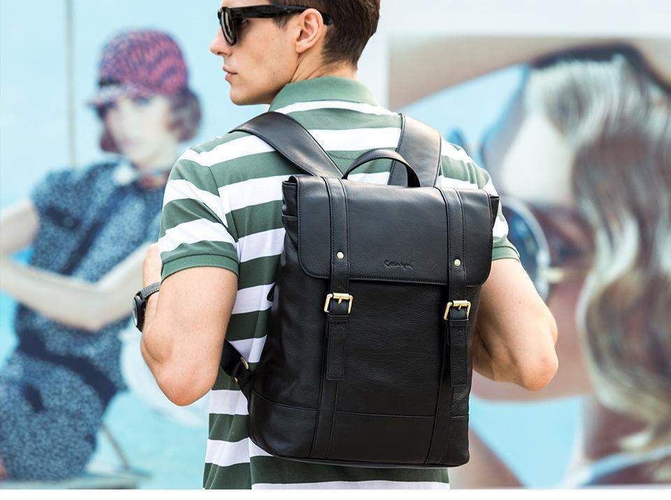 COBBLER LEGEND Modern Classic Backpack - BagPrime - Look Your Best with Amazing Bags