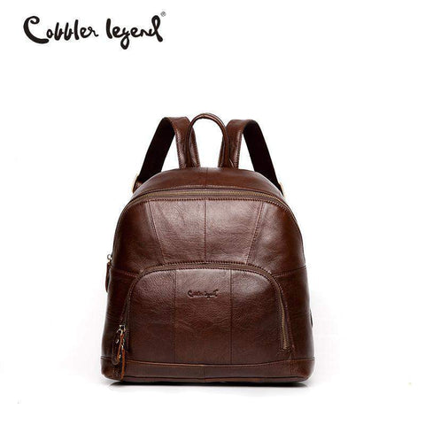COBBLER LEGEND Preppy Vintage Backpack - BagPrime - Look Your Best with Amazing Bags