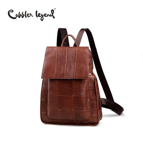 COBBLER LEGEND Rustic Backpack - BagPrime - Look Your Best with Amazing Bags