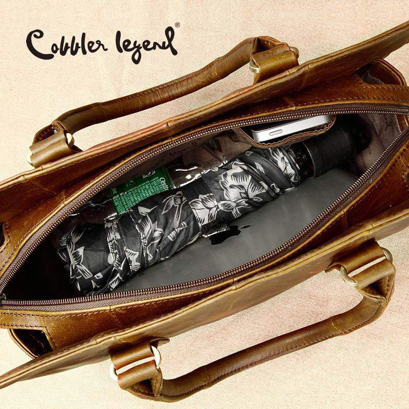 COBBLER LEGEND Satchel Bag - BagPrime - Look Your Best with Amazing Bags