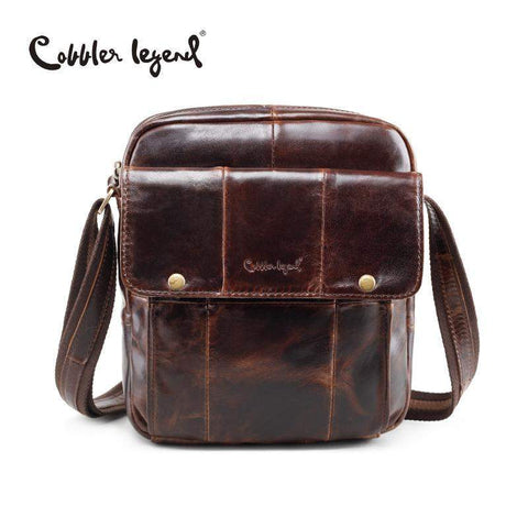 COBBLER LEGEND Vintage Shoulder Bag - BagPrime - Look Your Best with Amazing Bags
