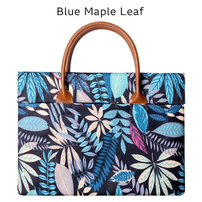 Colorful Tropical Print Laptop Bag - BagPrime - Look Your Best with Amazing Bags