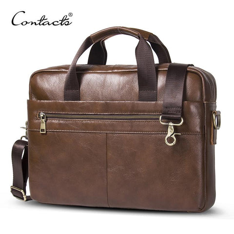 CONTACT'S Classic Business Bag - BagPrime - Look Your Best with Amazing Bags
