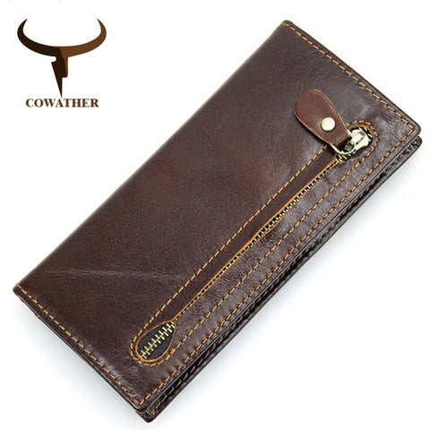 COWATHER Vintage Inspired Wallet - BagPrime - Look Your Best with Amazing Bags