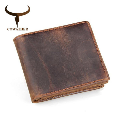 COWATHER Vintage Wallet - BagPrime - Look Your Best with Amazing Bags