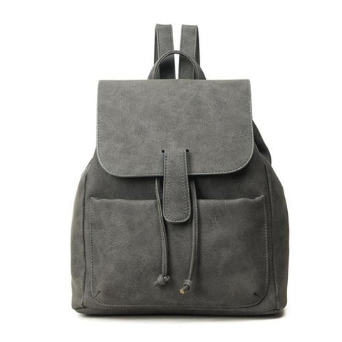 DIDA BEAR Retro Backpack - BagPrime - Look Your Best with Amazing Bags