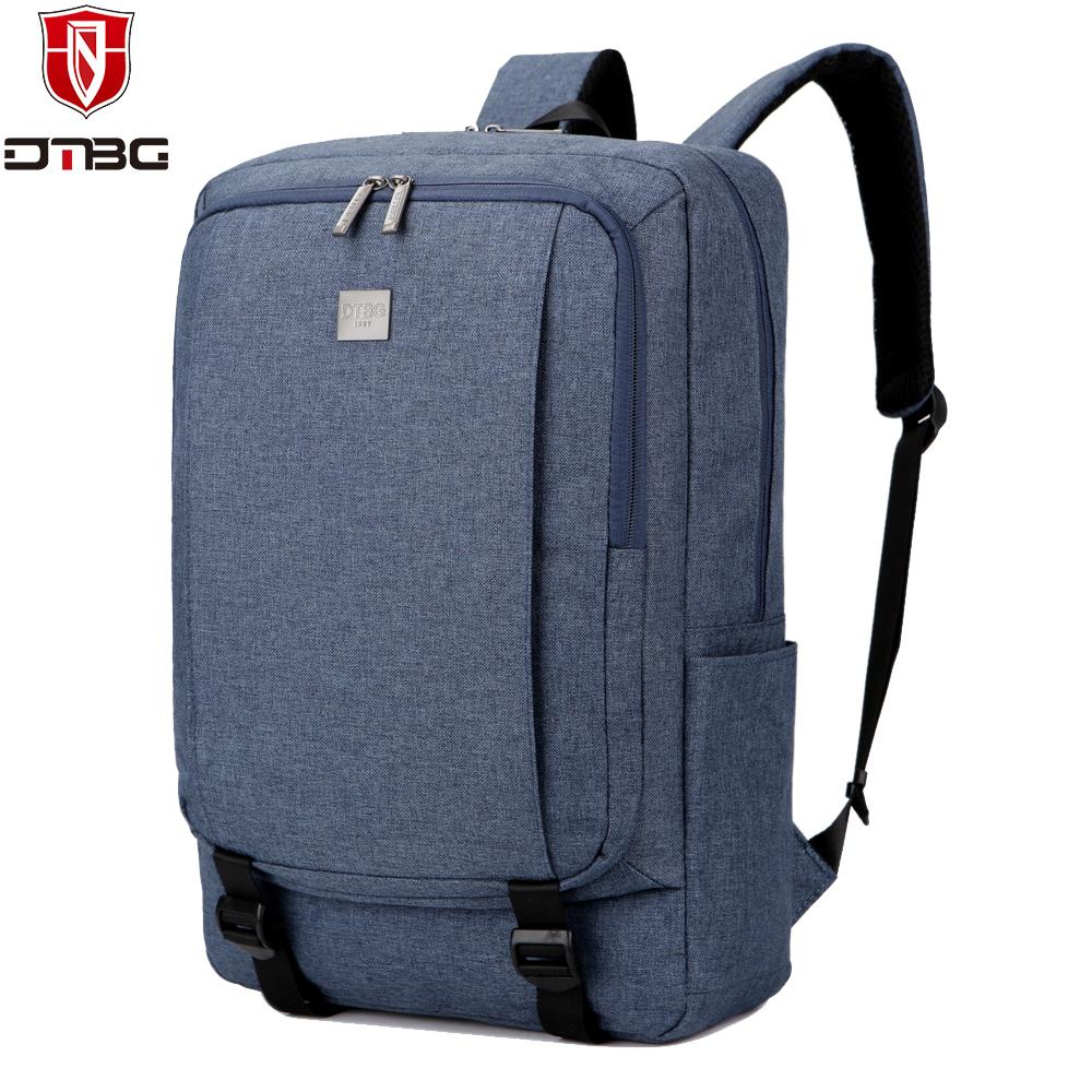DTBG Cool Canvas Backpack - BagPrime - Look Your Best with Amazing Bags