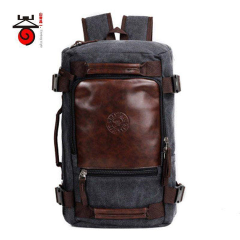 Edgy Travel Backpack - BagPrime - Look Your Best with Amazing Bags