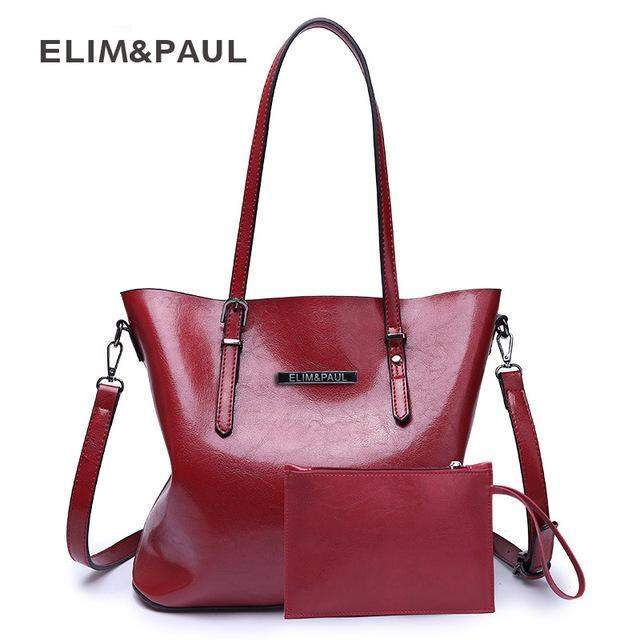 ELIM & PAUL Urban Inspired Tote Bag - BagPrime - Look Your Best with Amazing Bags