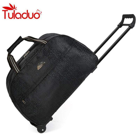 Fashionable Travel Trolley Bag with Large Capacity - BagPrime - Look Your Best with Amazing Bags