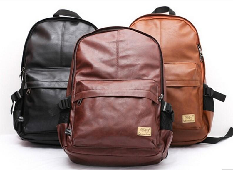 FLYING BIRDS High Quality Leather Backpack - BagPrime - Look Your Best with Amazing Bags