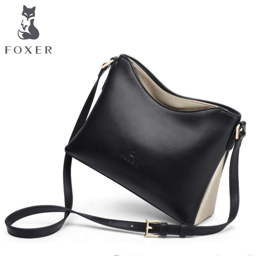 FOXER Modern Classic Crossbody Bag - BagPrime - Look Your Best with Amazing Bags
