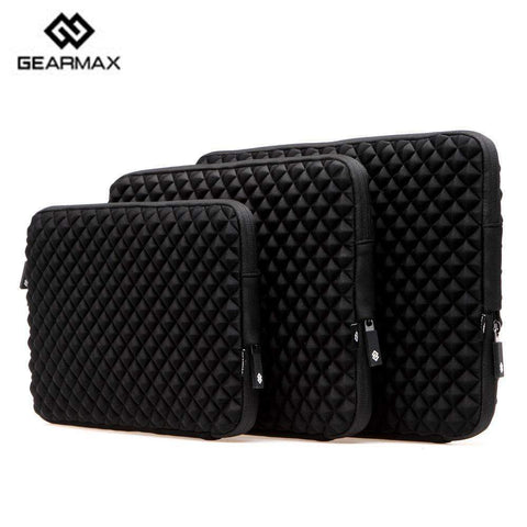 GEARMAX Quilted Laptop Sleeve - BagPrime - Look Your Best with Amazing Bags