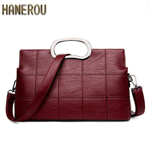 HANEROU Checkered Sling Bag - BagPrime - Look Your Best with Amazing Bags