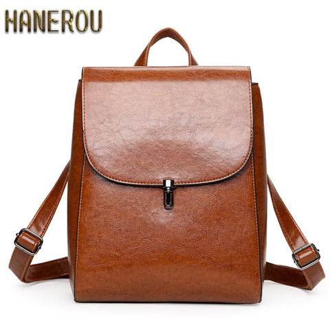 HANEROU Modern Classic Backpack - BagPrime - Look Your Best with Amazing Bags