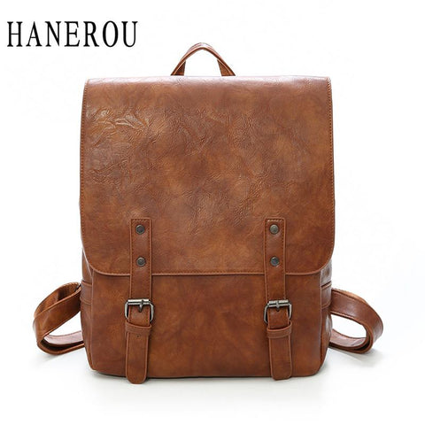 HANEROU Preppy Backpack - BagPrime - Look Your Best with Amazing Bags
