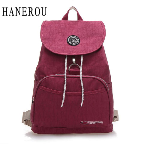 HANEROU Preppy Cool Backpack - BagPrime - Look Your Best with Amazing Bags