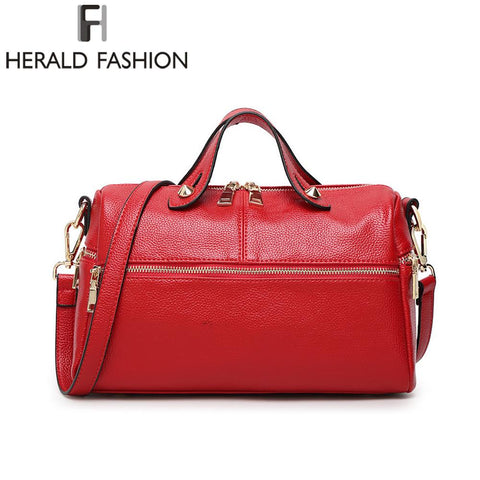 HERALD FASHION Bowler Handbag - BagPrime - Look Your Best with Amazing Bags