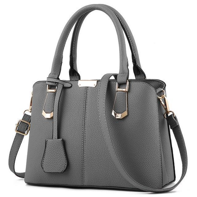 HERALD FASHION Classic Satchel Bag - BagPrime - Look Your Best with Amazing Bags