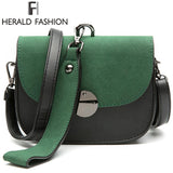 HERALD FASHION Color Blocked Messenger Bag - BagPrime - Look Your Best with Amazing Bags