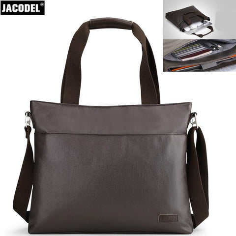 JACODEL Laptop Shoulder Bag - BagPrime - Look Your Best with Amazing Bags