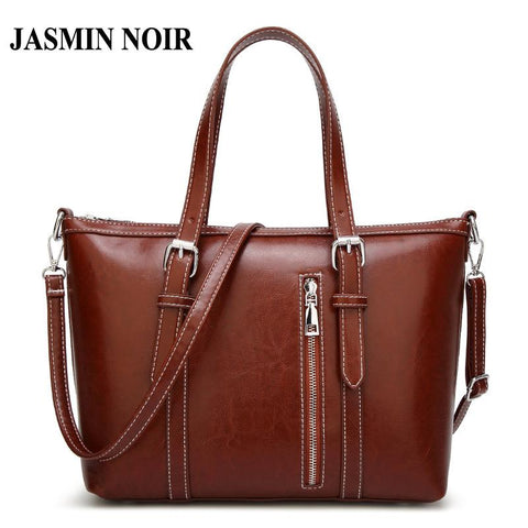 JASMIN NOIR Vintage Satchel Bag - BagPrime - Look Your Best with Amazing Bags