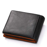 KAVIS Genuine Leather Wallet - BagPrime - Look Your Best with Amazing Bags