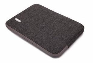 KAYOND Black Laptop Sleeve- Top View