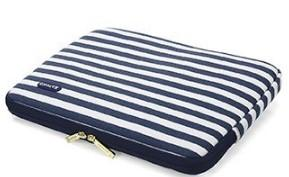 KAYOND Blue Straps Laptop Sleeve- Top View