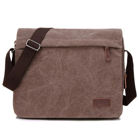 KVKY Canvas Messenger Bag - BagPrime - Look Your Best with Amazing Bags