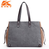 KVKY Structured Shoulder Bag - BagPrime - Look Your Best with Amazing Bags